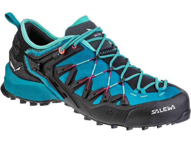 huge discount afc1e 55e8d SALEWA Wildfire Edge Shoes Damen malta/vivacious